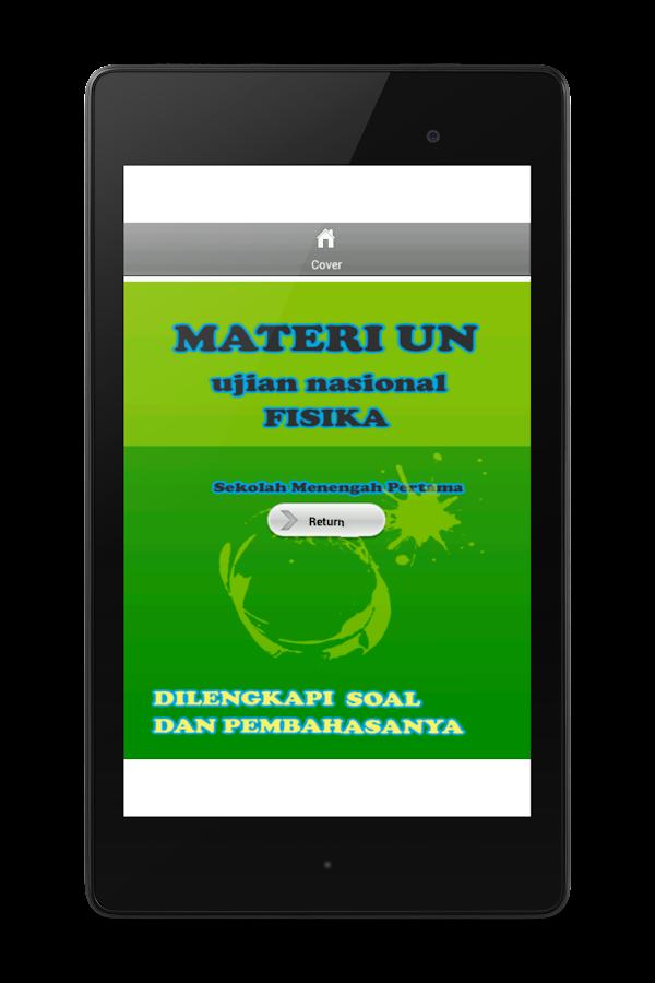 Soal Un Smp Fisika Lengkap Android Apps On Google Play Download Lengkap
