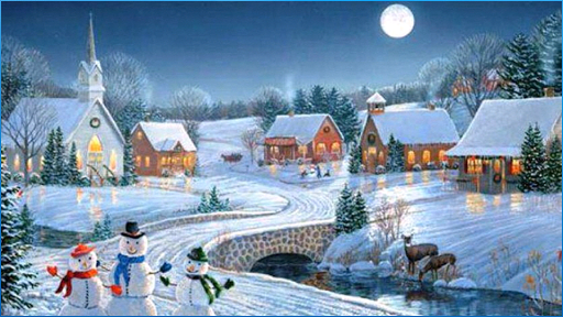 最好的冬季壁紙