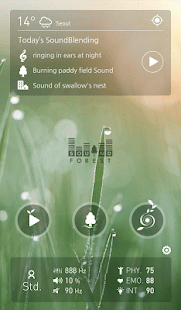 SoundForest Lite- screenshot thumbnail