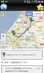 Route Planner- screenshot thumbnail