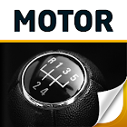 FDM - Motor icon