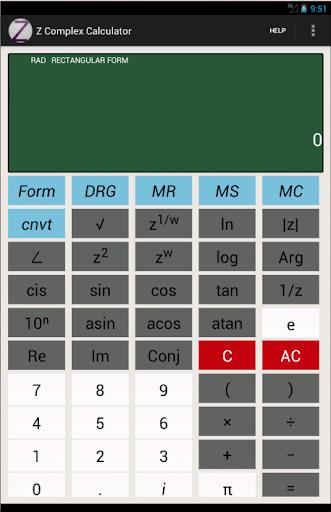 【免費工具App】Z Complex Calculator-APP點子