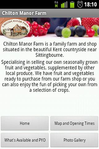 Chilton Manor Farm