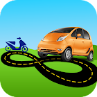 Driving Test Track icon