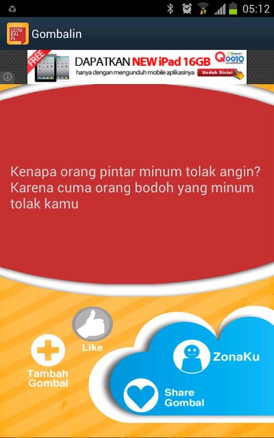 Gombalin Edisi Puasa & Lebaran - screenshot