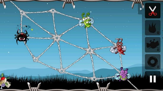 Greedy Spiders Free- screenshot thumbnail