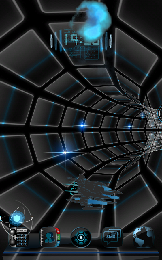 Time Battle Next 3d Theme Lwp Android Apps On Google Play
