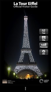 Tour Eiffel, Official Guide- screenshot thumbnail