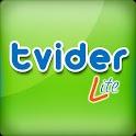 TviderLite logo