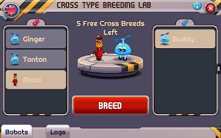 Screenshot of The Bobots - Robot Game