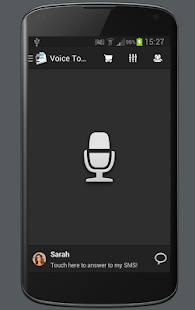 Voice To SMS - screenshot thumbnail