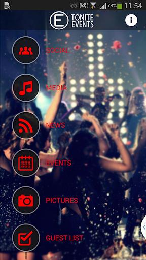 免費社交App|TONITE EVENTS|阿達玩APP
