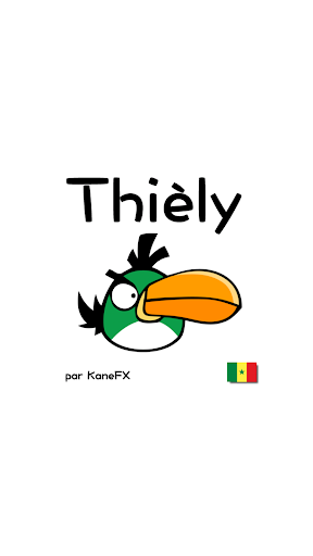 Thiely - The flying bird