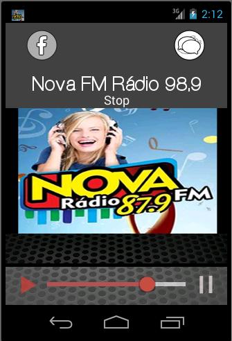 玩音樂App|NOVA FM RÁDIO 87,9免費|APP試玩