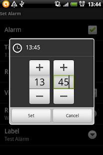 SnoozeThenStopAlarm- screenshot thumbnail