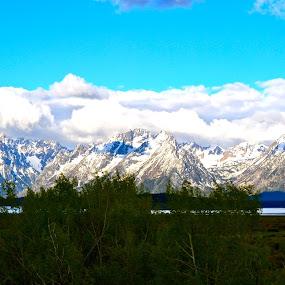 by Brian Schumann - Landscapes Mountains & Hills