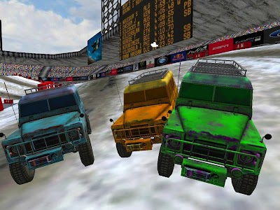 Offroad Racing ( 3D Game ) v1.0