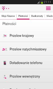 Usługi Bankowe- screenshot thumbnail