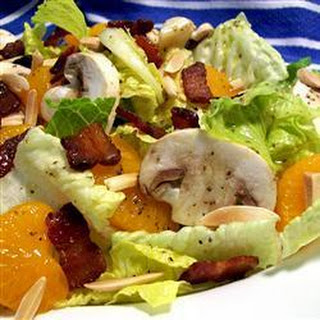 Cos and Mandarin Orange Salad Recipe