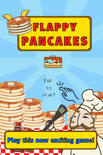 Flappy Pancakes - A Happy Game