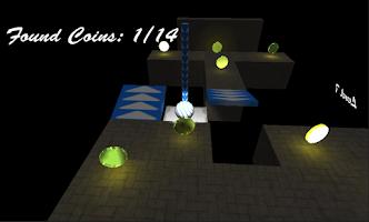 Screenshot of Bouncy Ball 3D Free