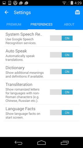 traduttore smartphone