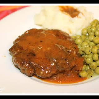Salisbury Steak.