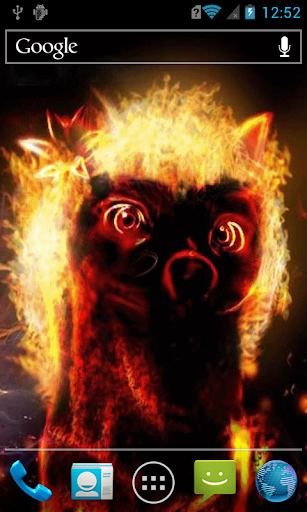 Fire creature LWP