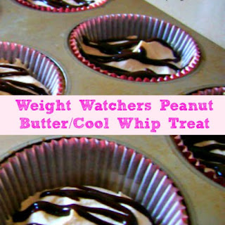 Weight Watchers Peanut Butter/Cool Whip Treat ONLY 1 Points+.