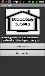 PlanningAlerts AU - screenshot thumbnail