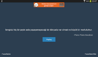 Screenshot of Bu Söz Tutar