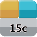 15c Scientific Calculator Free icon