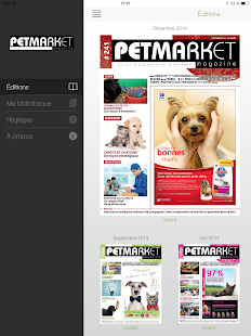 Petmarket - náhled