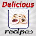 Delicious Recipes logo