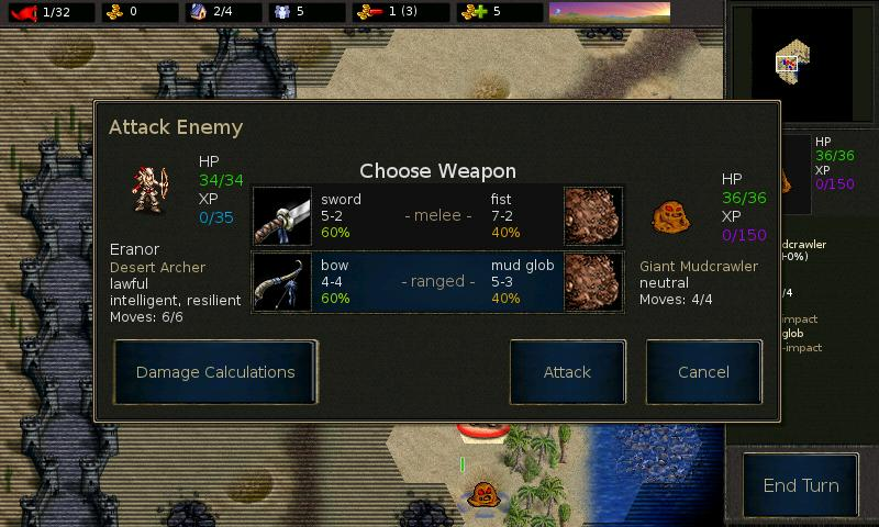 Battle for Wesnoth Free- screenshot