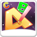 Paint the Alphabet for Kids icon