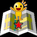 自分地図 icon