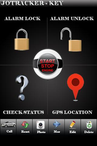 GPS Tracker by SMS -Ar- Free - screenshot