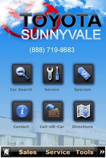 Toyota Sunnyvale - screenshot thumbnail