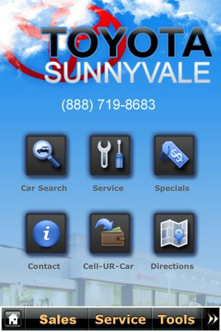Toyota Sunnyvale- screenshot