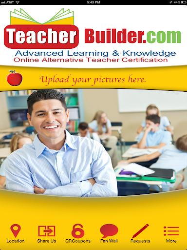 Teacher Builder