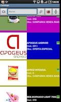 Screenshot of Catalog4 Android - Catálogo