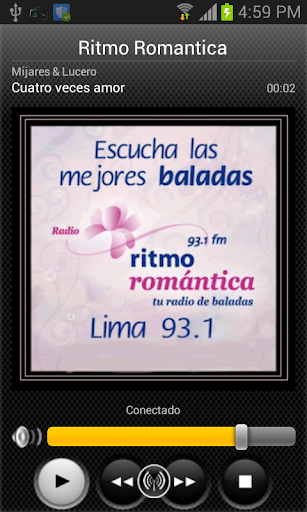 Radios de Baladas