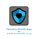 Permission Friendly Apps logo