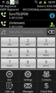 EuroTELEFON Video VoIP- screenshot thumbnail