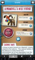 Screenshot of Detect-O-Gromit