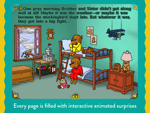 Berenstain Bears Get a Fight