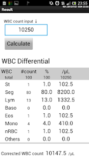 WBC Counter- screenshot thumbnail