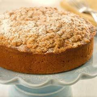 Cinnamon Streusel Muffin Cake