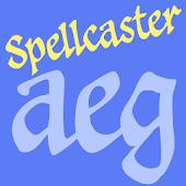 Spellcaster FlipFont